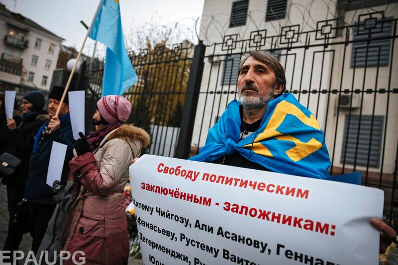 Пока Россия существует, она будет преследовать крымских татар