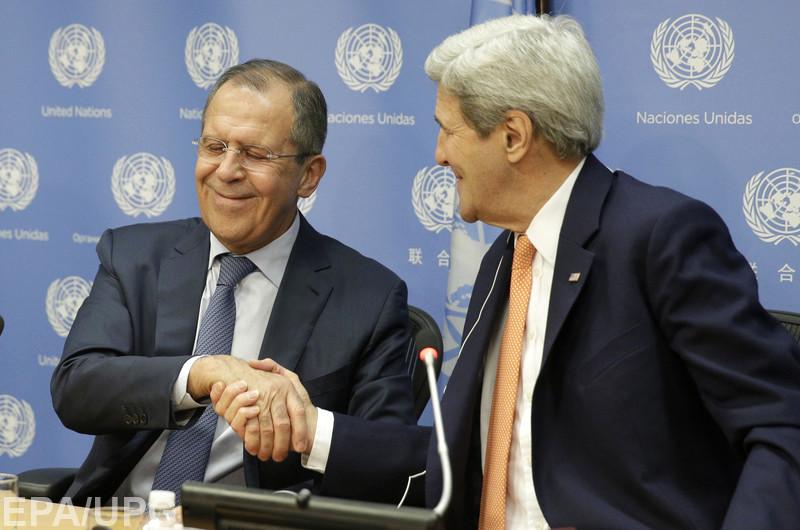 Тезис о том, что США разменяли Украину на Сирию вброшен российским аналитиком