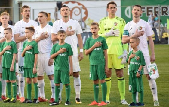 Полтавчане играли с одним из сильнейших португальских клубов
