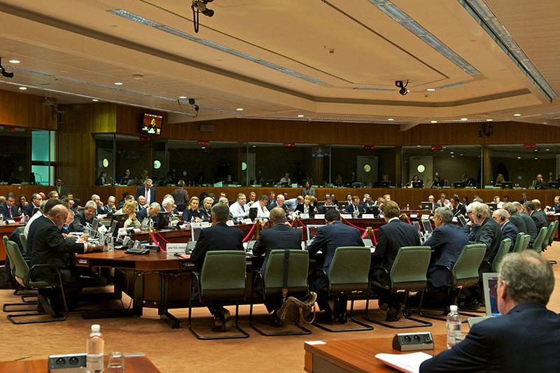 Совет ЕС по иностранным делам решил расширить санкционный список украинских сепаратистов