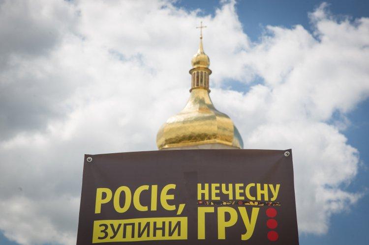 Военный обозреватель о конфликте на Донбассе