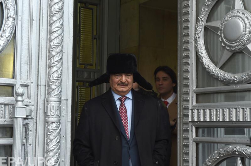 Пока российская стратегия в Ливии выглядит противоречивой