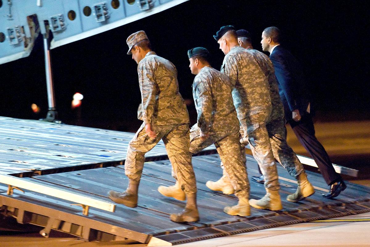 Президента США упрекнули в частом применении военной силы
