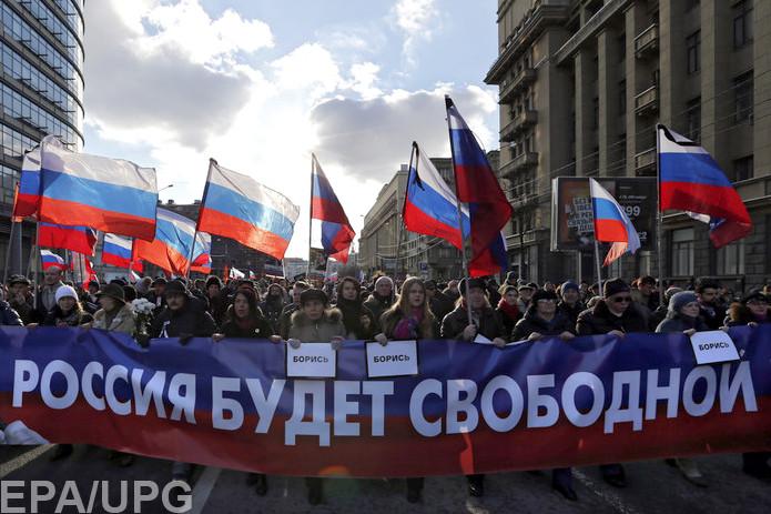 По мнению первого президента Украины, российский режим невозможно сбросить извне