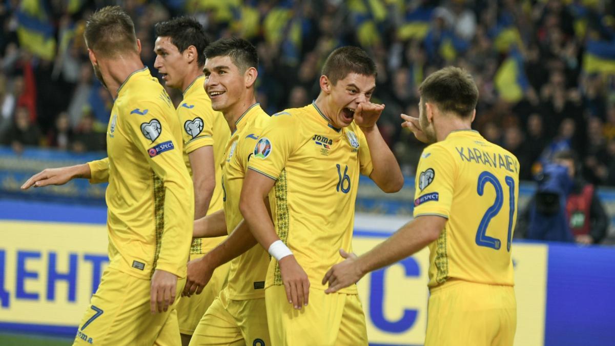 Угадай сборные, которые приедут в Баку на Евро-2020, и заработай 2 билета