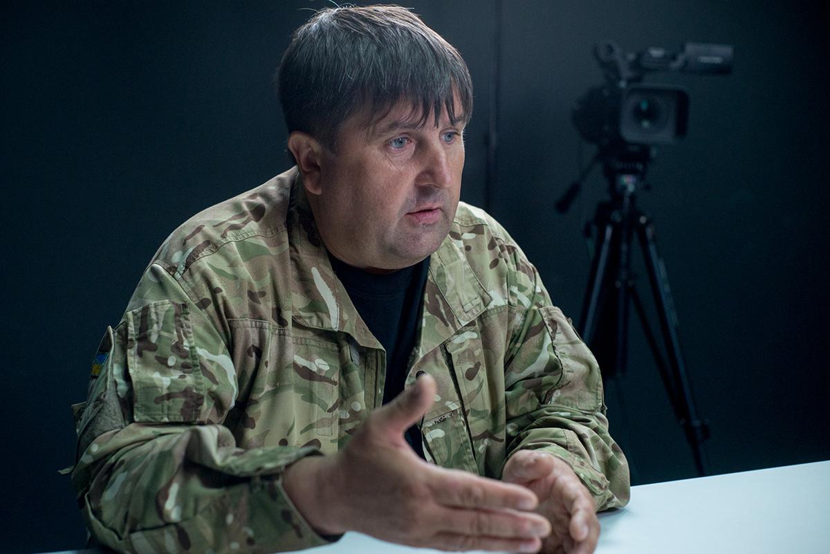 Украинский военнослужащий Иван Журавлев месяц провел в плену у боевиков