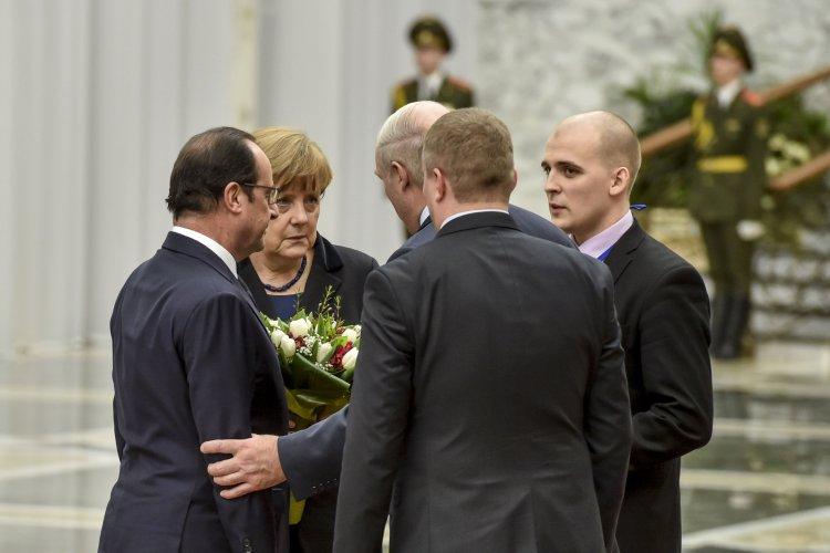 ЕС может приостановить часть санкций к Беларуси из-за ее участия в разрешении кризиса в Украине