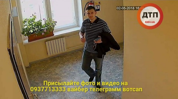 ВКиеве парню засделанное замечание всадили нож порукоятку вголову