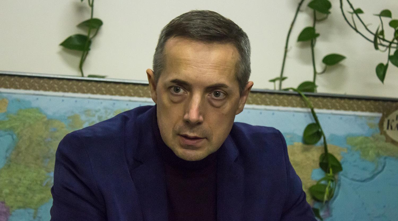 Философ Михаил Минаков о революционных попытках в Украине и мирном диалоге