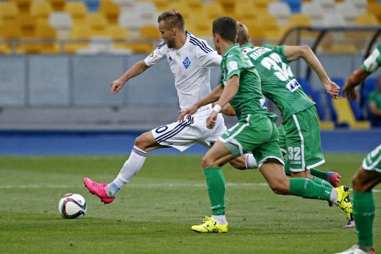 Львовская команда стала подходящим соперником для киевлян перед Лигой чемпионов