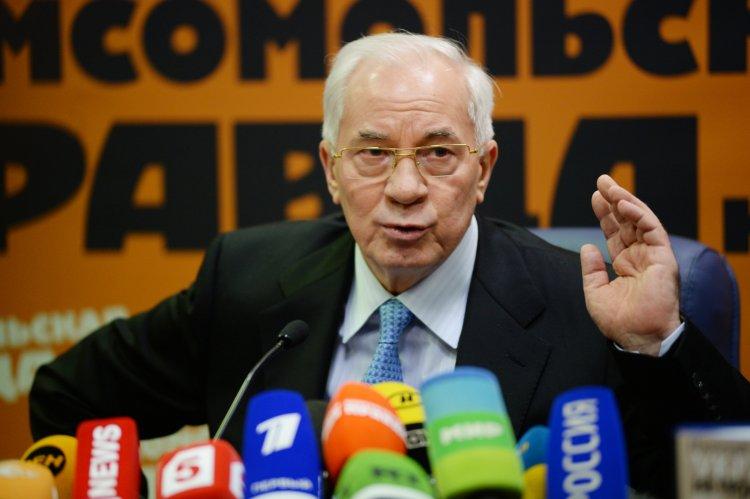 Бывший украинский премьер поделился видением событий последнего года в Украине