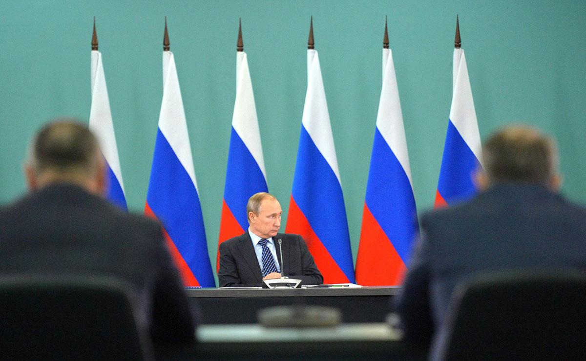 Чем президент России похож на диктатора из Ирака?