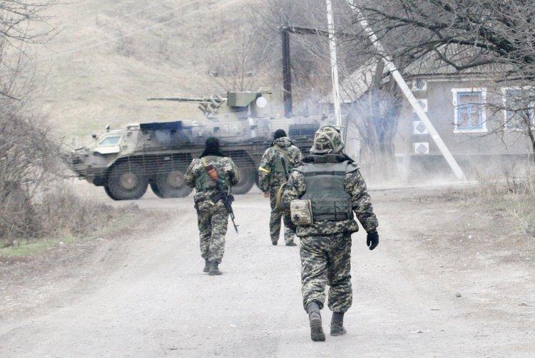 Киев разжигает войну.