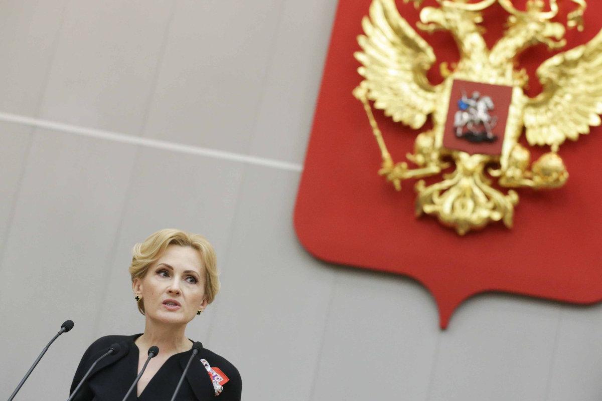 Российская оппозиция собрала более 500 тысяч подписей против скандальных законов Ирины Яровой