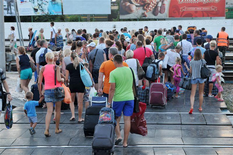 Автономия не дождалась украинских туристов