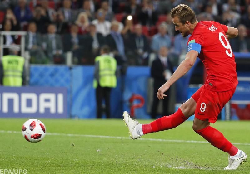 Сборные Англии и Швеции спорили за путевку в полуфинал ЧМ-2018