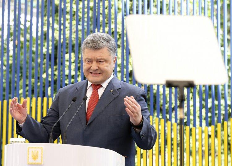 """""""Апостроф"""" следит за пресс-конференцией президента Петра Порошенко"""