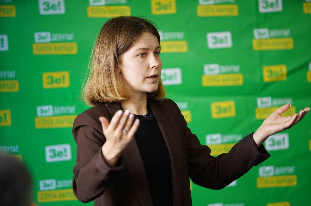 Марина Бардіна розповіла про головні особливості школи Зедепутата