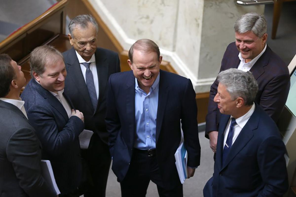 """""""Оппозиционная платформа"""" зарегистрировала опасный законопроект"""