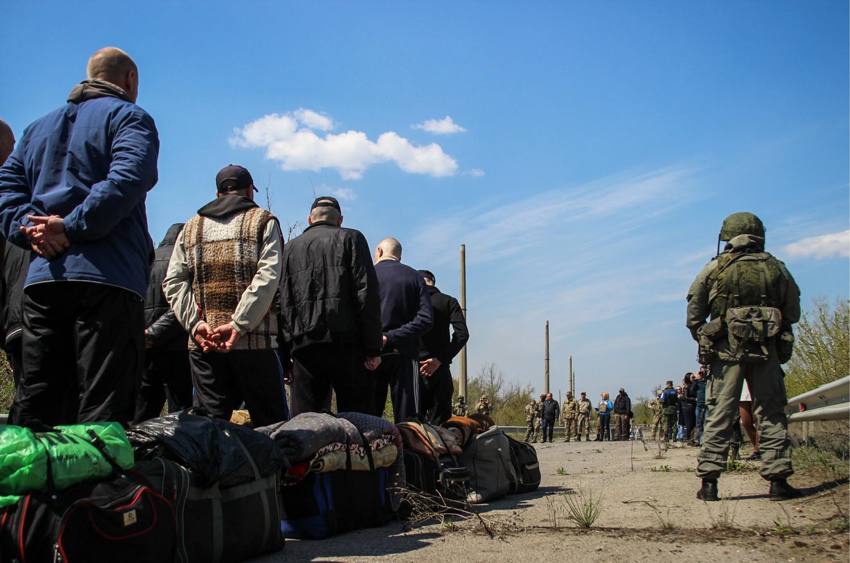 Ситуация на востоке Украины все еще определяется как внутренний конфликт