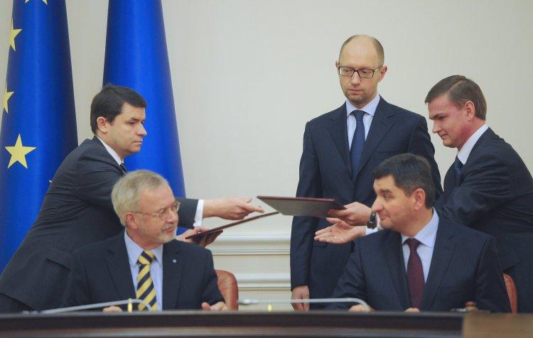 Украина модернизирует ГТС в рамках соглашения с ЕИБ