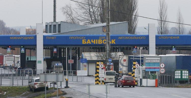 Украинские таможенники непустили практически 1,5 тысячи человек из Российской Федерации