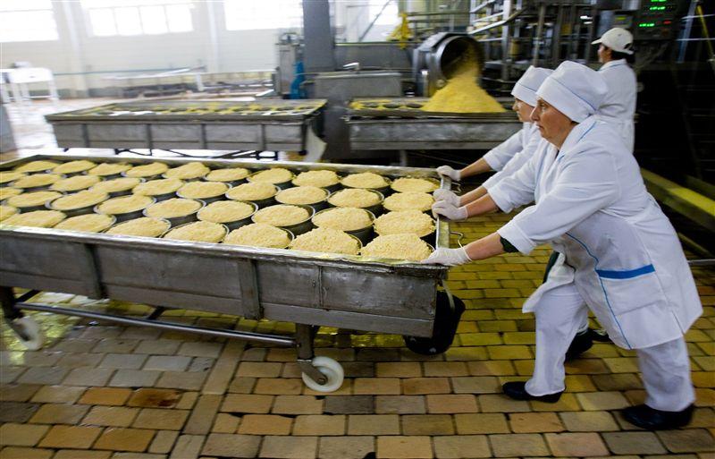 РФ запретила ввоз всей украинской сырной продукции
