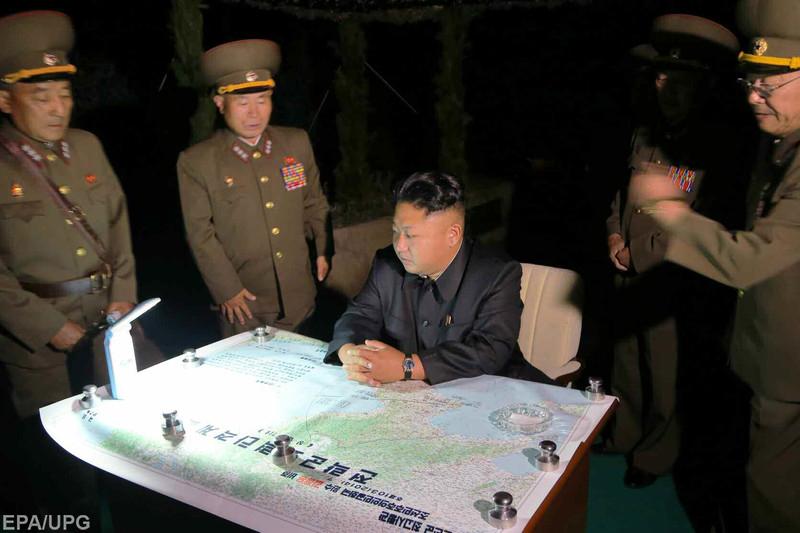 Южная Корея становится потенциальной жертвой во время ракетных испытаний северного соседа