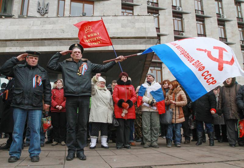 Как живет город спустя два года после первых сепаратистских митингов