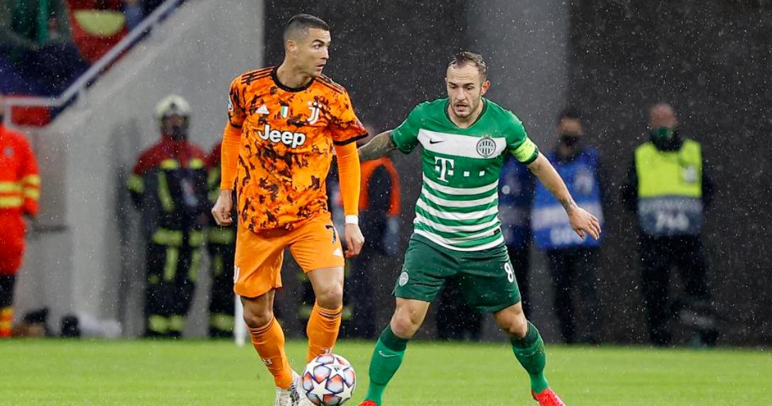 Yuventus Ferencvarosh 2 1 Smotret Onlajn Match Liga Chempionov Translyaciya 24 11 2020