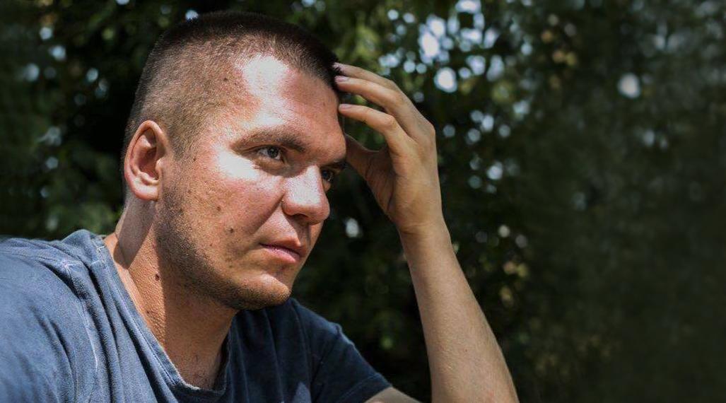 Известный волонтер о своей работе, событиях на Донбассе и военных судах