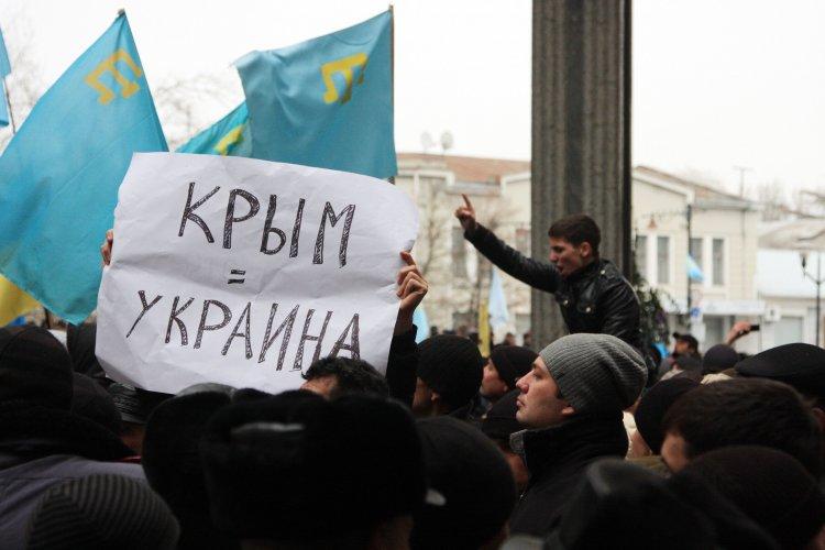 Об энергоблокаде Крыма и ошибках России