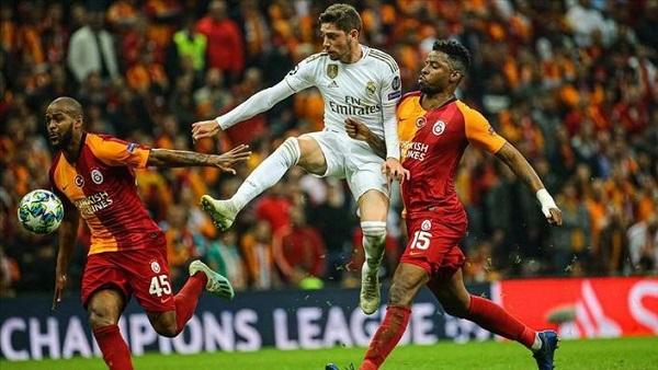 Испанский и турецкий клубы встречались в матче Лиги чемпионов
