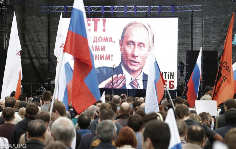 Россия не может предложить другим странам привлекательную модель развития