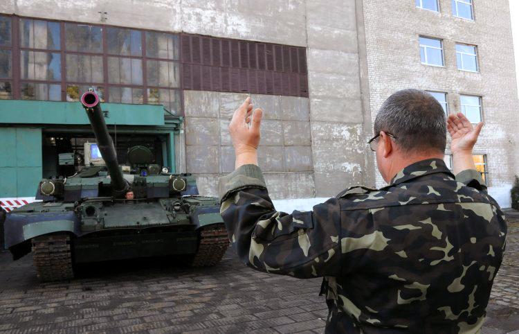 Эксперты не согласны с позицией Украины в рейтинге SIPRI