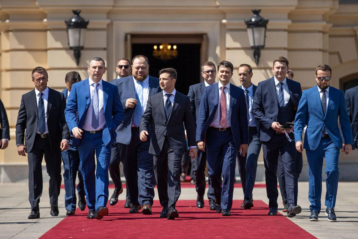 Максим Степаненко про перший день президентства Зеленського