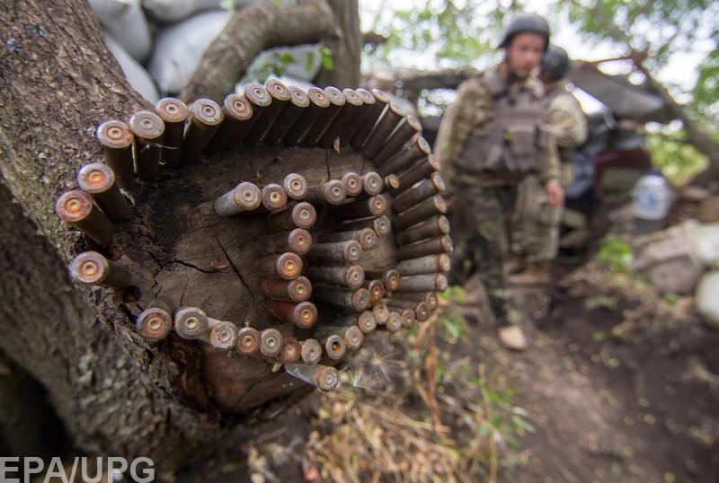 Обострения можно ожидать по всей линии фронта в зоне АТО