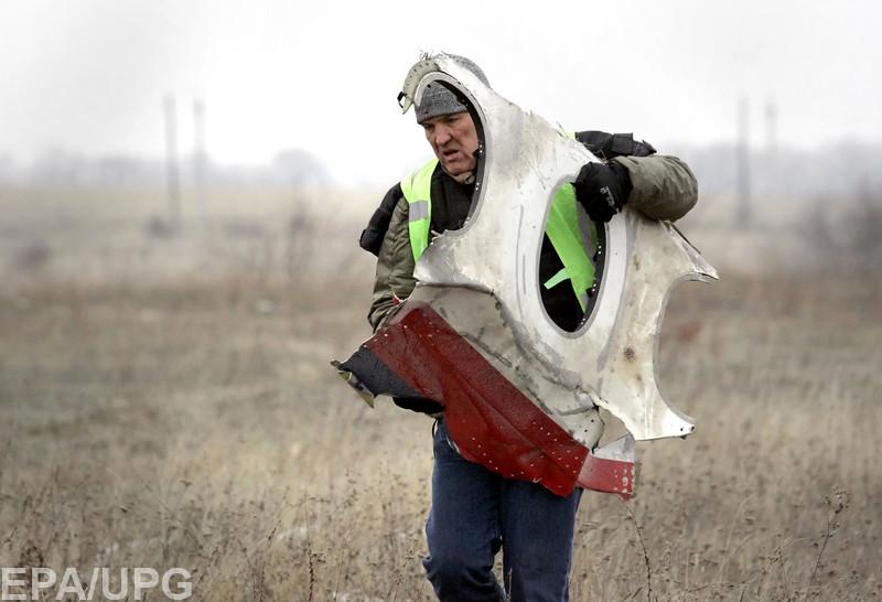 В крушении Боинга на Донбассе виновна российская сторона, об этом говорит все