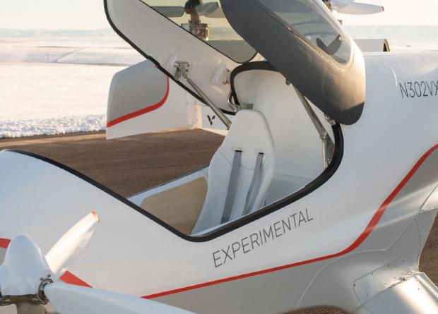 Airbus продемонстрировал первые фото изнутри летающего такси