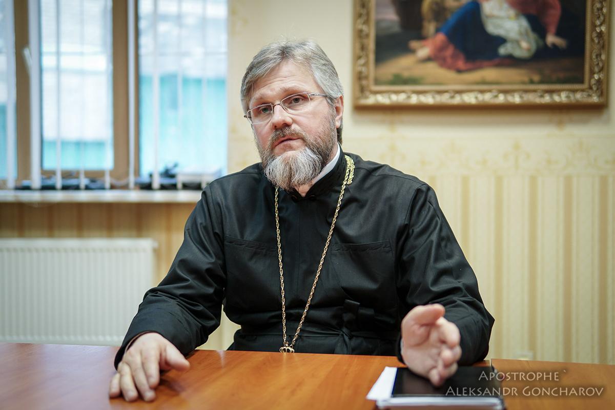 Протоієрей УПЦ про розкол в Православ'ї, Томосі та про церковно-державні відносинах