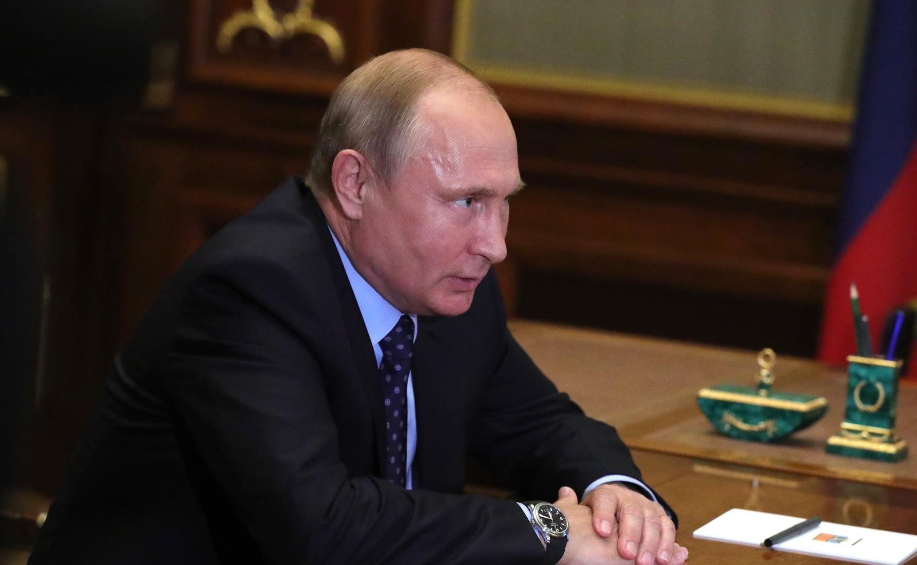 О визите Макрона в Россию и том, как нужно освобождать Донбасс