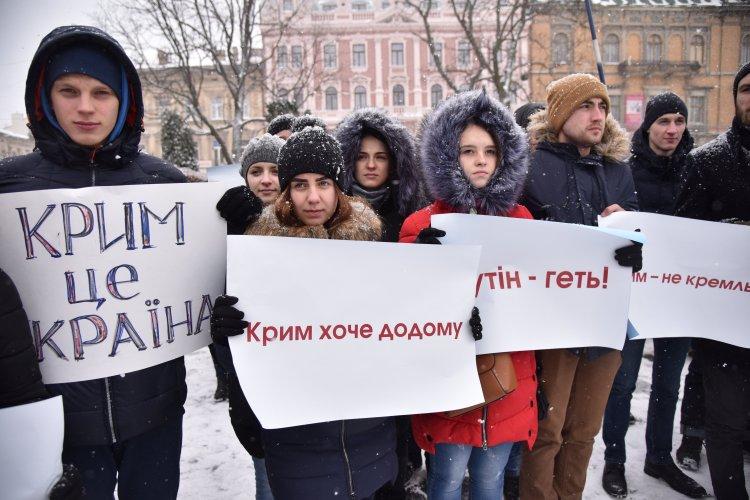 Рефат Чубаров о признании выборов Путина в Крыму нелегитимными