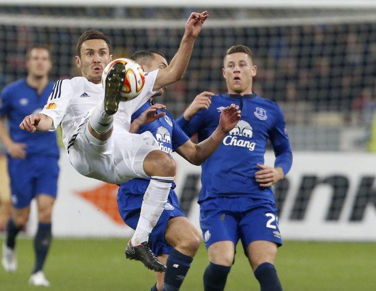 Оба украинских клуба вышли в четвертьфинал Лиги Европы