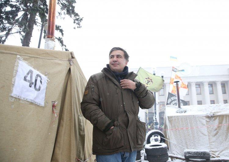 Экс-президента Грузии могут выпустить из изолятора в ближайшие дни