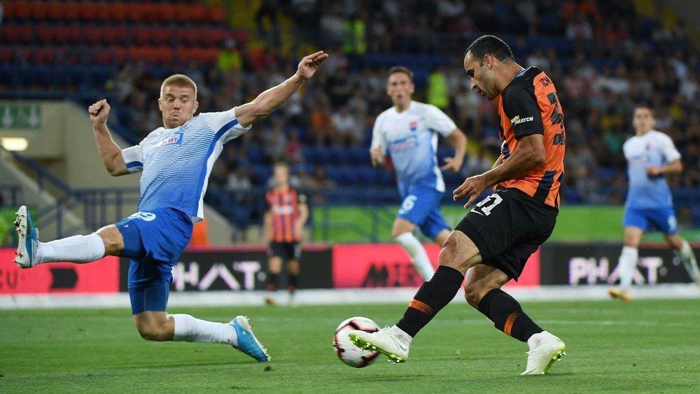 Чемпіон України виграв в Маріуполі в матчі Прем'єр-ліги