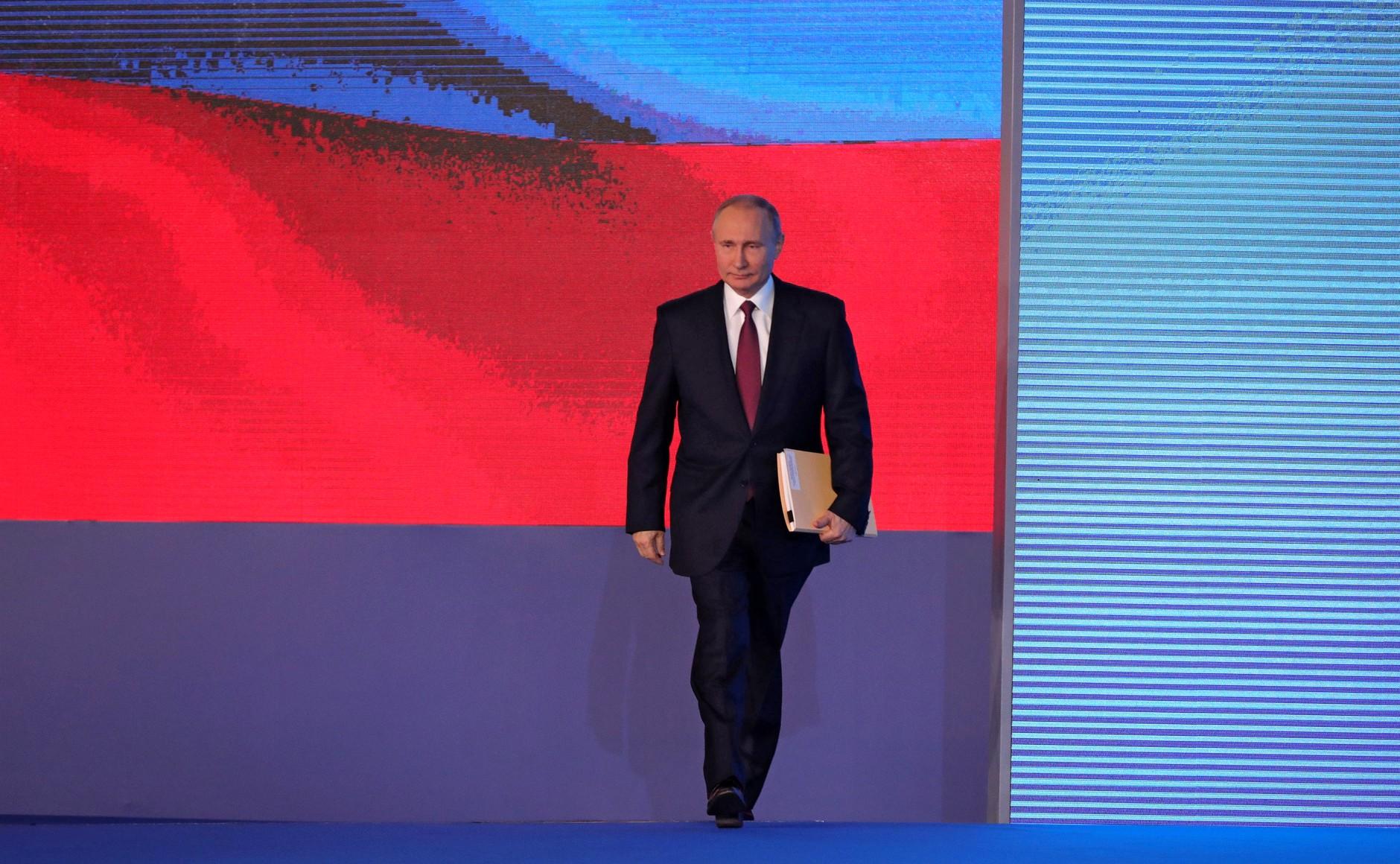 О выборах Путина и провале кремлевской операции в США