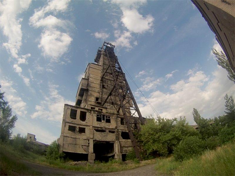 Бездействие боевиков грозит экологическим бедствием на Донбассе