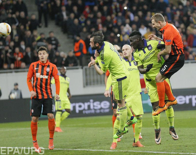 10 марта дончане удачно начали выступления во втором раунде плей-офф еврокубка