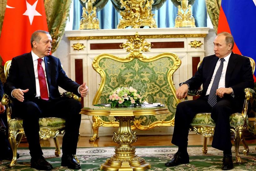 Россия отменит ряд санкций и ограничительных мер против Турции, но не все