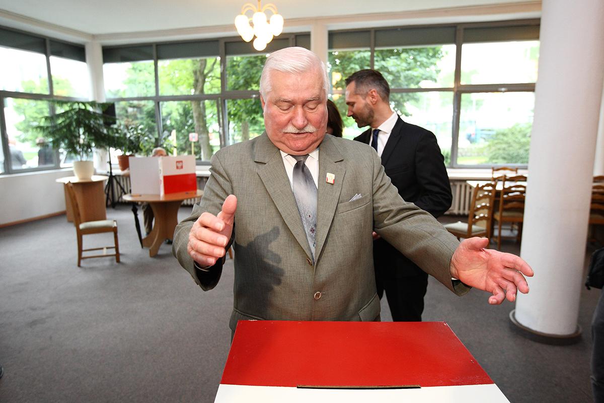 13 октября поляки будут выбирать новый Сейм